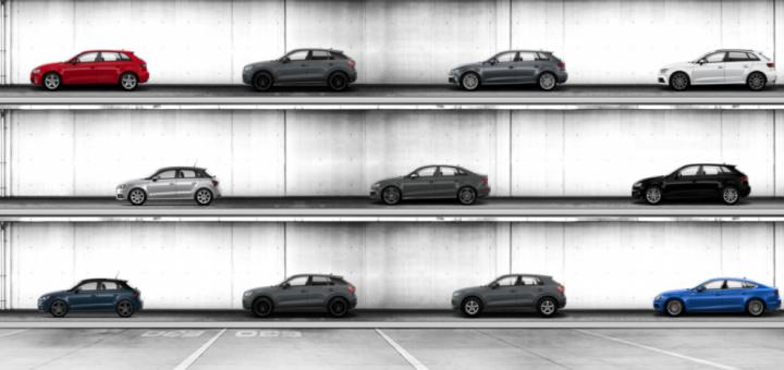 Audi: ecco i modelli da scegliere