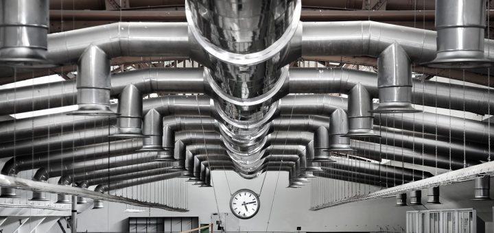 Come funziona un ventilatore industriale?